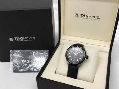 タグホイヤー フォーミュラ1買取 WAZ1110 ラバー 時計買取なら 神戸元町 三宮 阪急の MARUKA