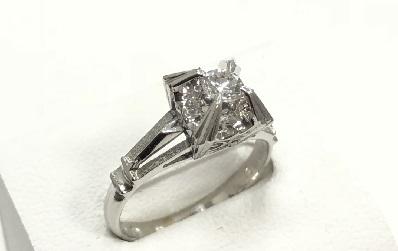 プラチナ900 ダイヤモンド買取 デザインが古い リング買取なら 西区 三ノ宮 神戸 MARUKA