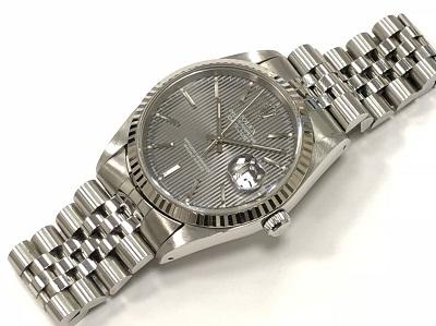 ロレックス デイトジャスト買取 16234 腕時計高価買取なら 西宮 芦屋 宝塚 尼崎 MARUKA
