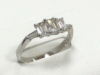 Pt900 ダイヤモンド買取 指輪 スクエア買取なら 灘 摩耶 六甲道 MARUKA