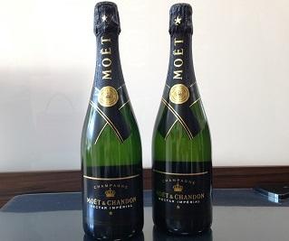 モエ・エシャンドン シャンパン買取 ネクターアンペリアル2本 お酒買取MARUKA心斎橋店