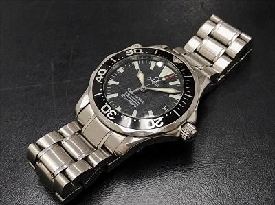 オメガ買取 シーマスタープロフェッショナル買取 ダイバーズ 腕時計 下京区 西七条 西大路 西院 七条店