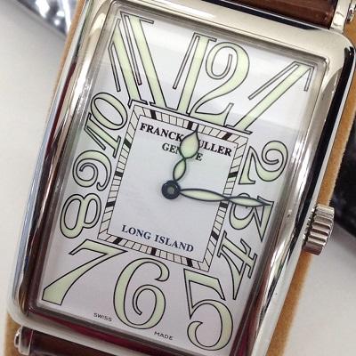 フランクミュラー買取 ロングアイランド 1150SC 400本限定 時計買取 MARUKA大阪心斎橋店