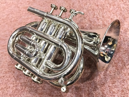JUPITER JPT-416 ポケットトランペット 買取 京都の管楽器買取は中古楽器専門店のマルカ楽器へ!