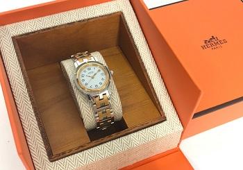 エルメス クリッパー買取 レディース 腕時計買取なら 新開地 高速神戸 花隈 阪急 MARUKA