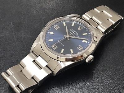 ロレックス買取 エアキング買取 Ref.14000 腕時計 本体のみ 下京区 西七条 西大路 七条店