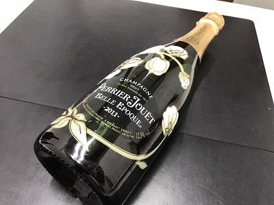 ペリエ・ジュエ買取 ベルエポック買取 シャンパン買取 お酒 下京区 西七条 お酒買取は七条店へ