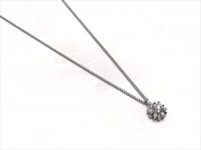 ダイヤモンドネックレス 高価買取 どこよりも宝石を高く売るなら京都 下京区 西大路七条マルカ