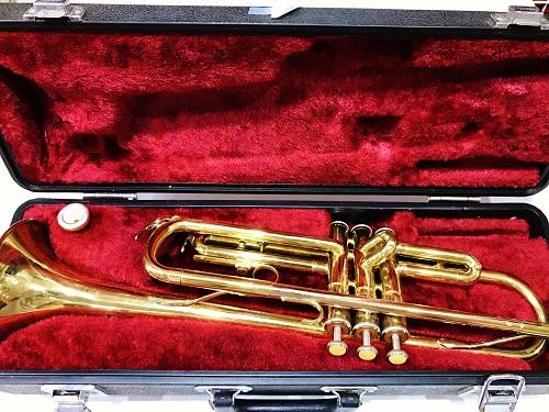 YAMAHA トランペット YTR-2330 買取 京都 管楽器 買取 高い 四条 中古 専門店