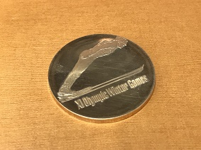 オリンピック記念コイン K18 金買取 福岡 天神 質屋 貴金属買取 福岡 博多 大名 西通り