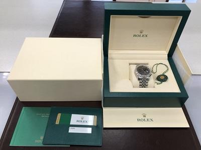 ロレックス 116234買取 デイトジャスト 高級時計買取なら元町 三ノ宮 マルイ MARUKA