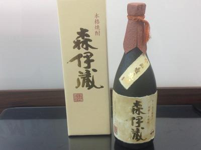 森伊蔵買取 4合瓶 プレミアム焼酎買取 お酒買取もMARUKA心斎橋店