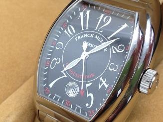 フランクミュラー買取 8005SC コンキスタドール 時計買取ならMARUKA心斎橋店