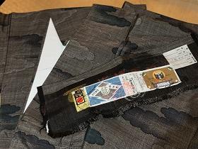 大島紬 小紋 マルカは着物買取を絶賛強化中! 訪問着、付け下げ、なんでもお持ちください!