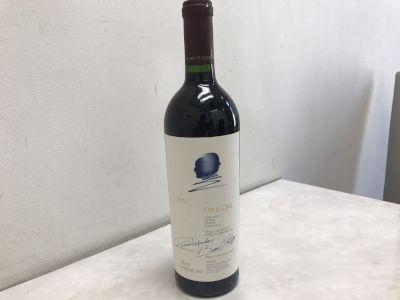 ワイン買取 オーパスワン カルフォルニア・ナパワイン お酒買取MARUKA心斎橋店
