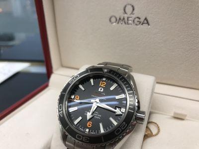 オメガ買取 シーマスタープラネットオーシャン買取 時計売るならMARUKA心斎橋店