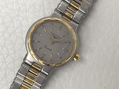 ロンジン コンクエスト買取 レディース 腕時計買取なら西宮市 芦屋市 宝塚市のMARUKA