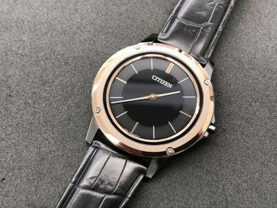 シチズン買取 エコドライブワン 新品未使用(保証書紛失)時計買取ならMARUKA心斎橋店