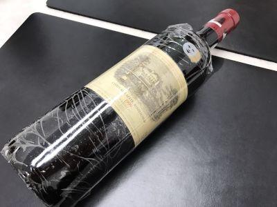 シャトー・ラフィット・ロートシルト買取り 1999年 当たり年 ワイン買取り 下京区 七条店