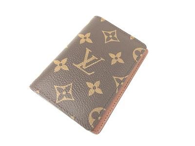 ルイヴィトン ポケット・オーガナイザー買取 モノグラム買取なら神戸市 中央区 阪神神戸三宮 MARUKA
