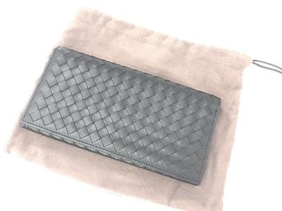 ボッテガヴェネタ 長財布買取 イントレチャート ブランド買取なら西宮 尼崎 西九条 MARUKA