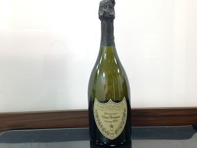 シャンパン買取 ドンペリニヨン白 お酒買取 ワインシャンパン買取もMARUKA心斎橋店へ