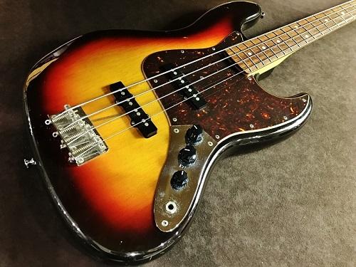 Fender Japan JB62-58 3TS ベース買取 楽器買取 京都 四条烏丸 河原町