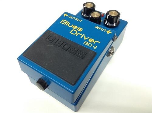 BOSS BD-2 Blues Driver エフェクター買取 楽器買取 京都 四条烏丸 河原町