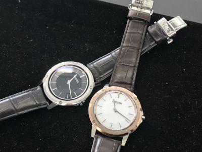 シチズン買取 時計 エコドライブワン AR5024-01E AR5026-05A 国産時計買取もMARUKA心斎橋店