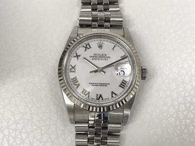 ロレックス デイトジャスト買取 16234 時計買取なら明石市 西宮市 芦屋市 MARUKA