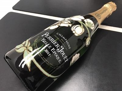 ペリエ・ジュエ買取 ベルエポック買取 お酒 シャンパン 下京区 西七条 西大路 七条店