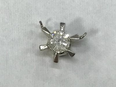 ダイヤモンド買取 ダイヤモンド 0.20ct PT900 トップのみ ダイヤモンド高く売るなら MARUKA大宮店へ