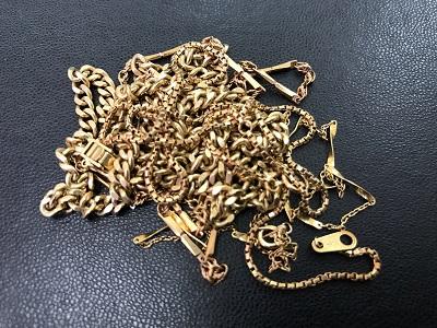 金 K18 ゴールド買取 喜平 ネックレス 高価買取なら中央区 灘区 東灘区 兵庫県のMARUKA