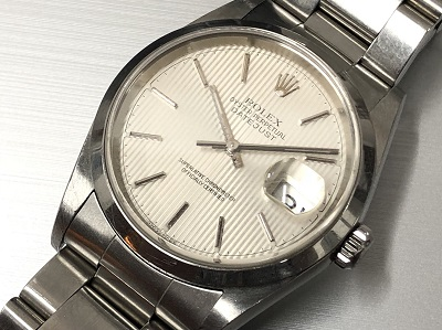 ロレックス買取 デイトジャスト 16200 K番 時計買取 マルカ 渋谷