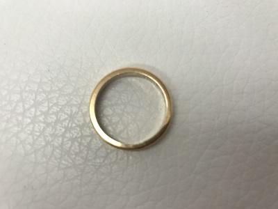 金 ホワイトゴールド K18買取 指輪 リング買取なら西宮市 芦屋市 宝塚市からMARUKAへ