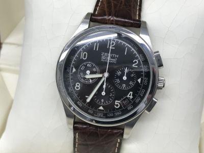ゼニス買取 クラス エルプリメロ 01.0500.400 機械式時計買取ならMARUKA心斎橋店