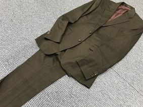 ポールスミス スーツ買取 福岡 天神 質屋 西通り アパレル買取 福岡 博多