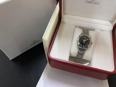 オメガ 時計 高価買取 マルカ 京都マルイ