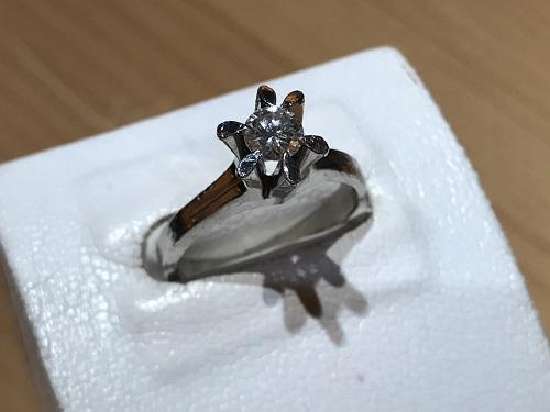 指輪 買取 ダイヤモンド 京都 宝石 四条 烏丸