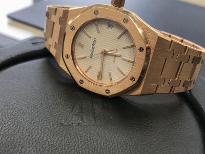 オーデマピゲ買取 ロイヤルオーク オートマティック 20年以上前の高級腕時計買取 MARUKA心斎橋店