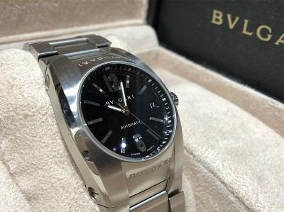 ブルガリ時計買取 マルカ銀座本店 エルゴン オートマティック 時計の買い替え利用