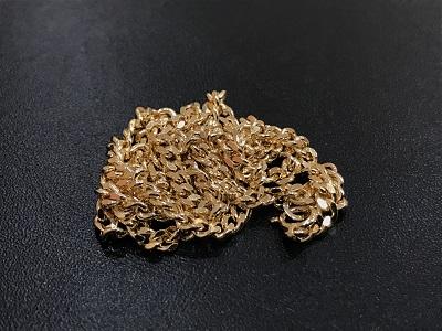 金 K18 750買取 ゴールド ネックレス買取なら 神戸三宮 神戸マルイ 垂水区のMARUKA