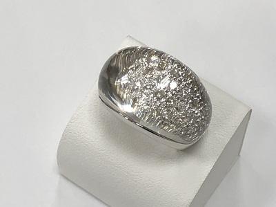 ダイヤモンド買取 ホワイトゴールド 1カラット  宝石買取 ダイヤ買取 京都 四条 河原町 マルイ店 リサイクル