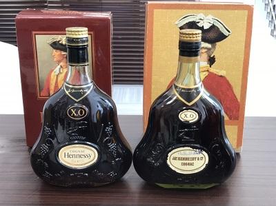 お酒買取 ヘネシーXO 金キャップ 700ml ジャズ ヘネシー 700ml お酒高く売るなら MARUKA大宮店へ