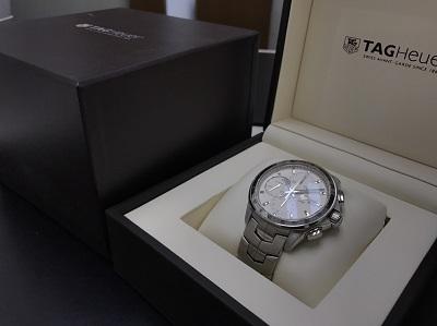 タグホイヤー買取 リンククロノグラフ買取 CAT2011 腕時計 下京区 西大路 西七条 七条店