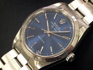 ロレックス エアキング買取 14000M 1990年頃 スタンダードモデル 時計買取MARUKA心斎橋店