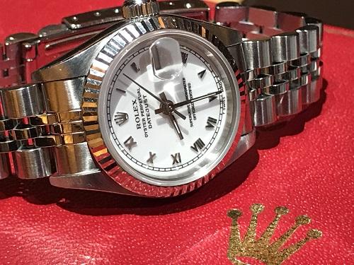 ロレックス  買取  デイトジャスト 69174 腕時計 ブランド 京都 四条 烏丸