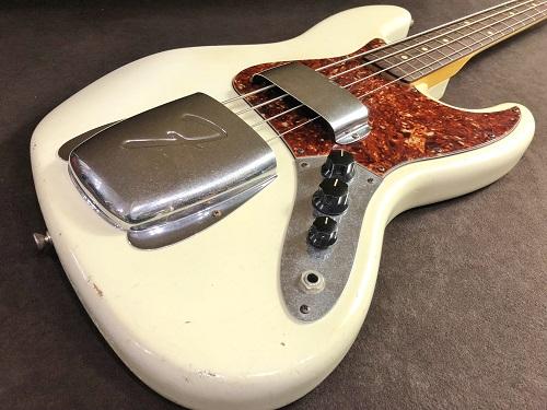Fender Custom Shop 1964 Jazz Bass Relic 買取 京都 ベース 買取 出張