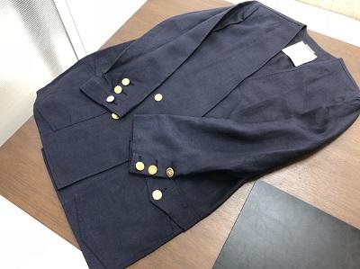 シャネル買取 ジャケット リネン 麻 神戸マルイ店 買取