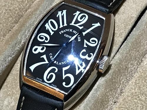 フランクミュラー 時計 ブランド 買取 京都 四条 烏丸 カサブランカ